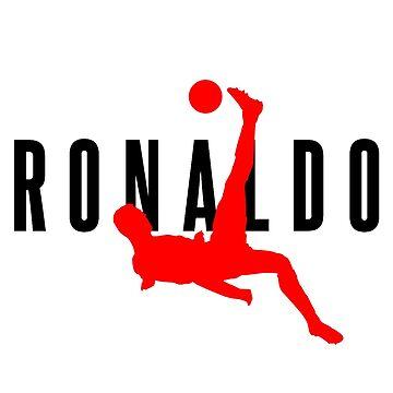 Air Ronaldo by SenxCreations