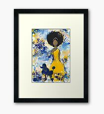 RHOyal Angel Framed Print
