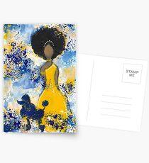 RHOyal Angel Postcards
