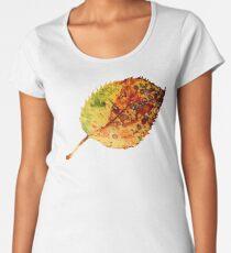 Autumn leaf 1 Women's Premium T-Shirt
