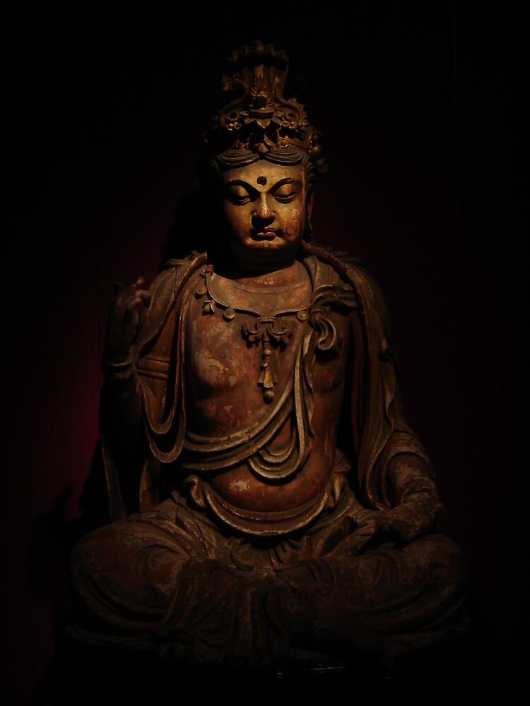 Budda by kittbagg