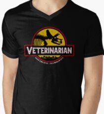 Park Vet Men's V-Neck T-Shirt