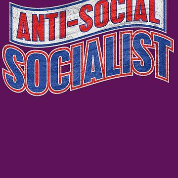 Anti-Social Socialist Introversion by AlaskaCC