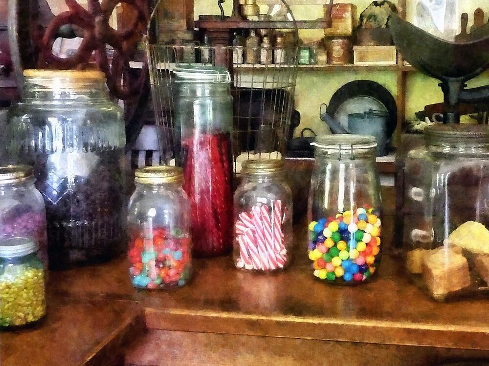 Penny Candies by Susan Savad