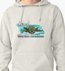 Masters Swimming Pullover Hoodie