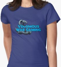 Venomous War Gaming Fitted T-Shirt
