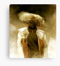 Jacket Canvas Print