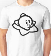 Riding Free - Kirby Unisex T-Shirt