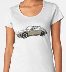 Porsche 911 The Bridge Women's Premium T-Shirt