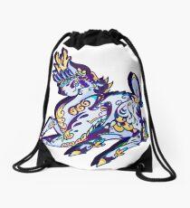 Filigree Collection: Juniper  Drawstring Bag