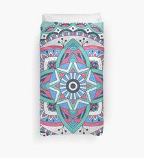 Dream Color Mandala Duvet Cover