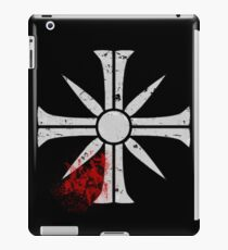 Eden's Gate Bloodsplat FarCry5 Design iPad Case/Skin