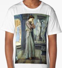 Edward Burne-Jones Pygmalion and the Image Long T-Shirt
