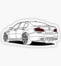 Cool Sports Saloon Sticker