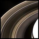 Saturn's Rings by Jennifer O'Brien