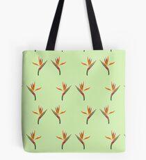 Birds of Pardise Tote Bag