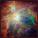 Orion Nebula by Jennifer O'Brien