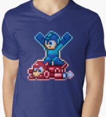 Rush Ride Men's V-Neck T-Shirt