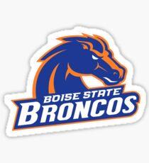 BOISE STATE BRONCOS UNIVERSITY Sticker