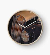 Re-Imagined Clock