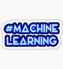 #machine learning Sticker