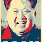 Kim Jong Un boom boom by Thelittlelord