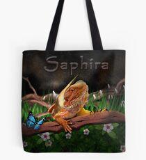Saphira! Tote Bag