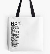 NCT KPOP Tote Bag