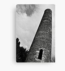 Round Tower  Canvas Print