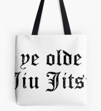 Ye Olde Jiu Jitsu Tote Bag