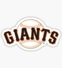 SF Giants Sticker