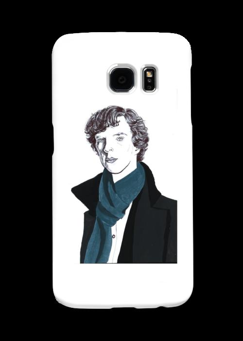 Sherlock by paperfish80