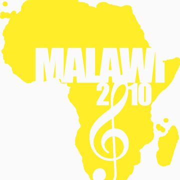 MFM Yellow Logo by MusicForMalawi