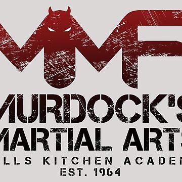 MMA - Murdock's Martial Arts (V02) by coldbludd