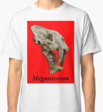 Megantereon fossil skull Classic T-Shirt