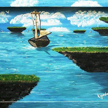 ISLAND HOPPIN' by kjgordon