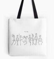 the x-filles Tote Bag