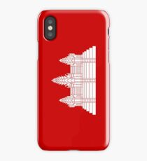 Angkor Wat Ver.2.0 Khmer Temple iPhone Case