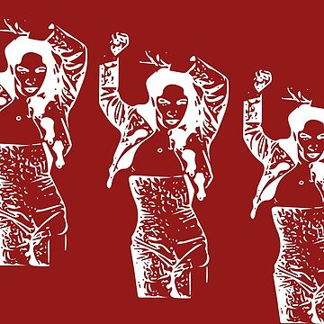 Let's Dance Print by FrenchToasty