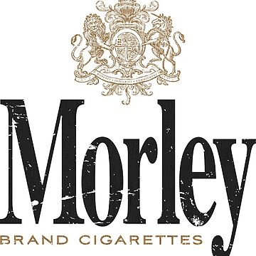 Morley Cigarettes Vintage Crest  by jacobcdietz