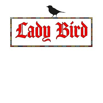 Lady bird by natbern