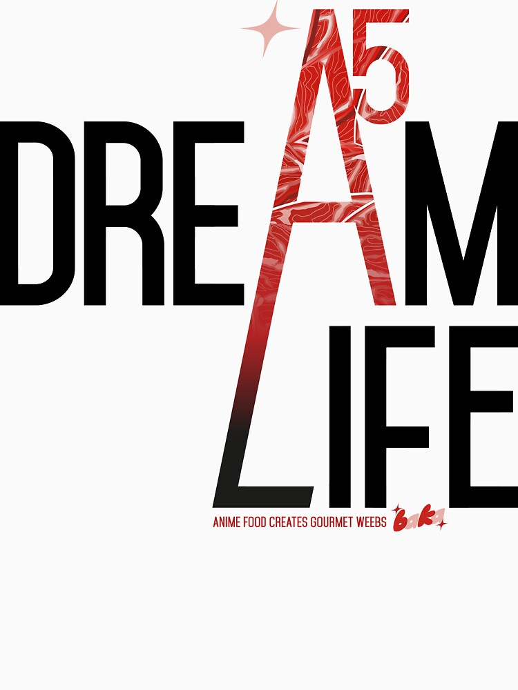 A5 Dream Life by BAKAbrand