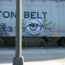 Beware the Splashy Eyeball, It's Watching You by AlteriorMotives