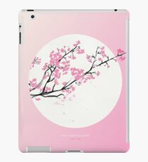 [3.26—3.30] First Cherry Blossoms iPad Case/Skin