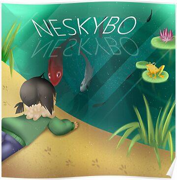 Happy Bday Neskybo!