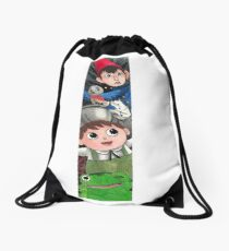 We're Only a Little Lost Drawstring Bag