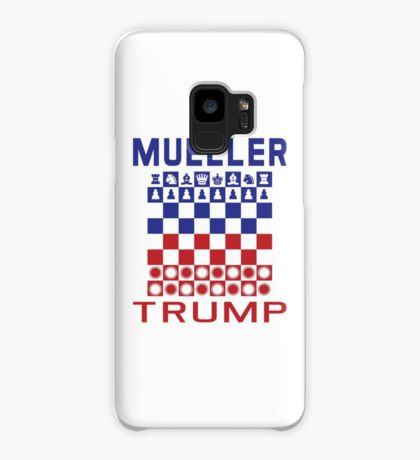 Mueller Chess Trump Checkers Case/Skin for Samsung Galaxy