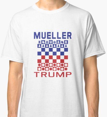 Mueller Chess Trump Checkers Classic T-Shirt