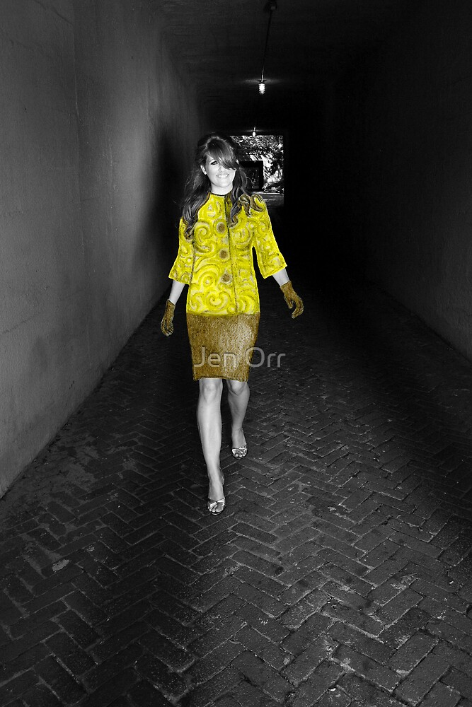 First Lady Paper Doll by Jen Orr