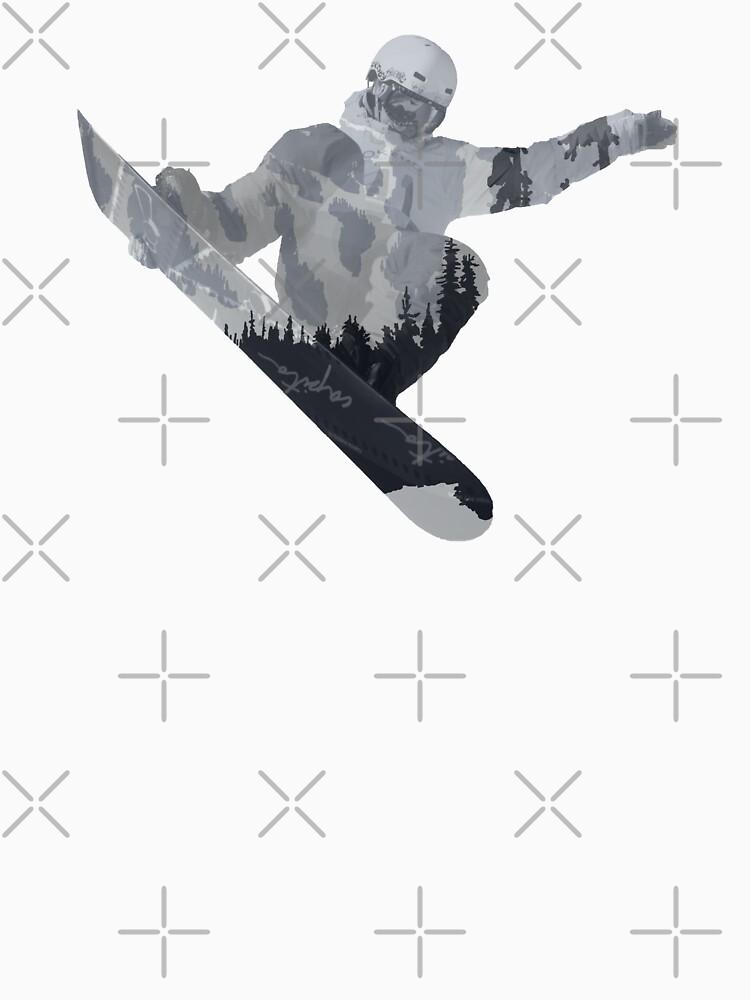 Snowboard Exposure SP | DopeyArt by DopeyArt